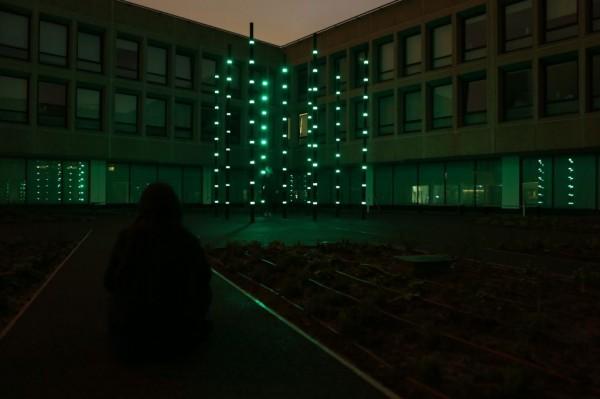 Boo techno-poëzie van Studio Daan Roosegaarde