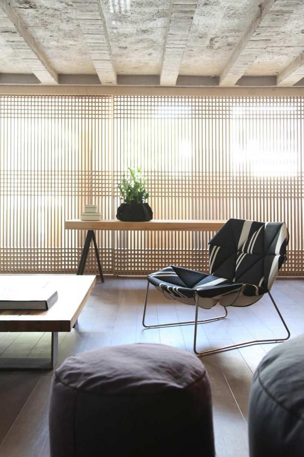 Faliro loft van ese Studio Architects