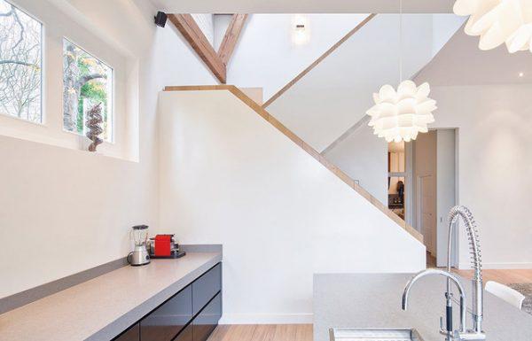 Koetshuis van Zecc Architecten en BYTR Architecten in Breukelen