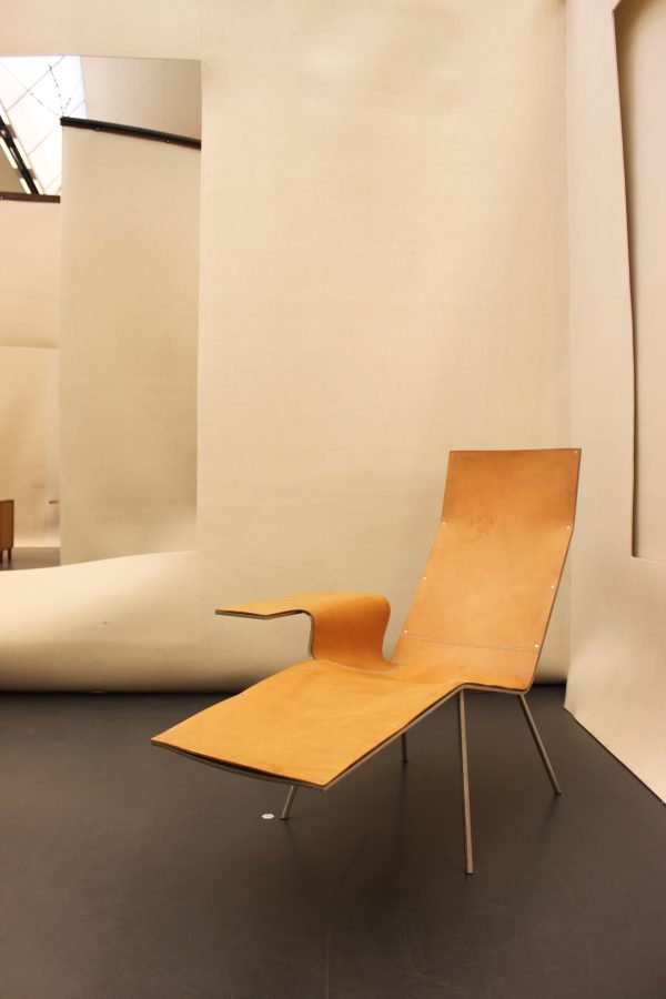 Pastoe Leather Lounge chair van Maarten van Severen 2004