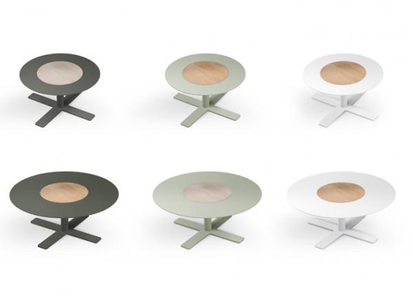 Multifunctionele tafels Blush van Spell