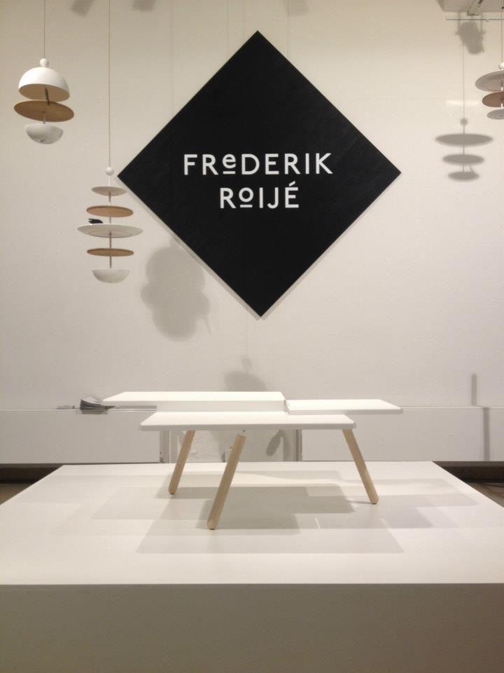 Koffietafel Tablefields van Frederik Roijé