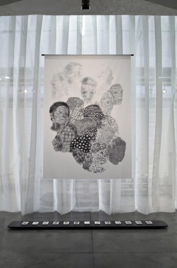 Blush was onderdeel van de Dutch Invertuals tentoonstelling in Milaan