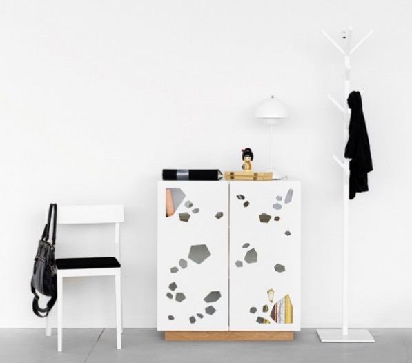 Kastje Sneak Peek van A2 Designers voor Swedish design goes Milan