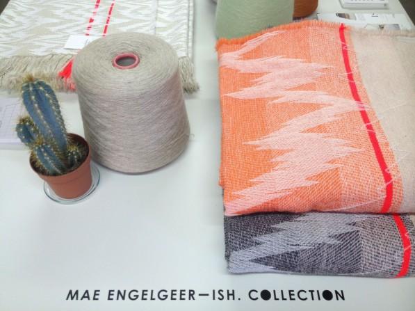 Mae Engelgeer ISH collectie