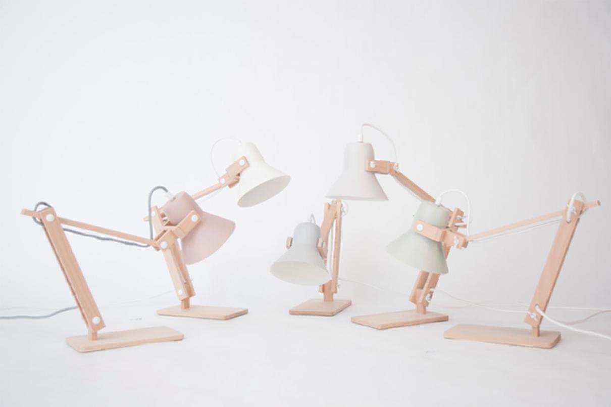 Pixoss lamp van M.OSS design