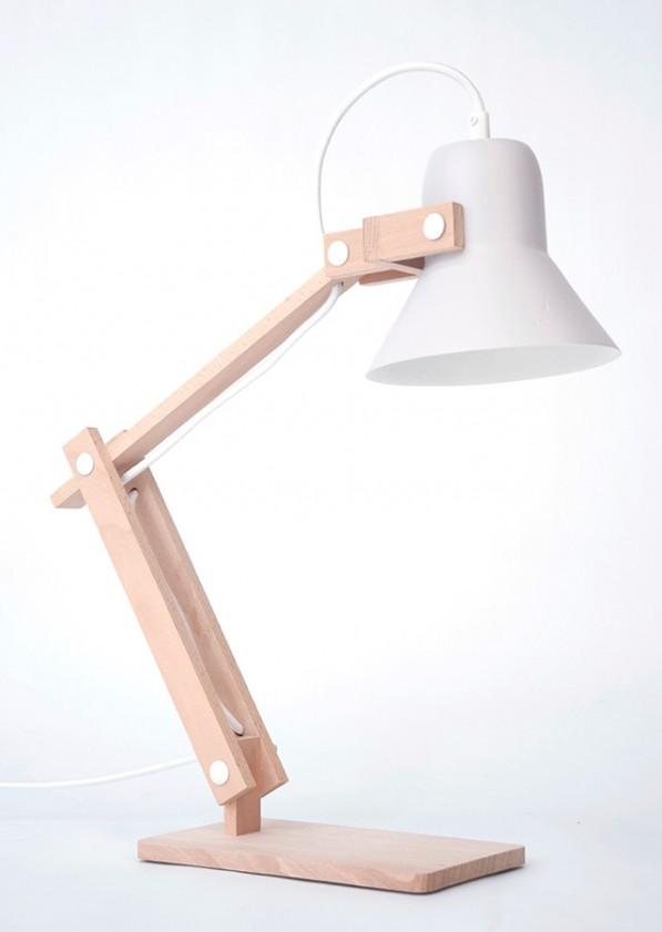 Pixoss tafellamp van M.OSS Design Marcel Ossendrijver