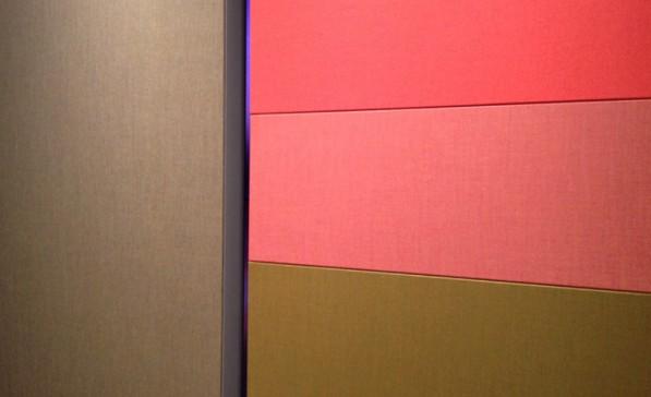 SoftCells geluidsdempende stoffen panelen van Kvadrat