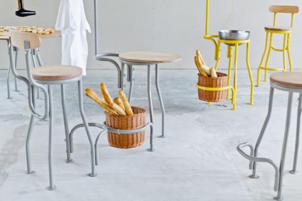 Bijzondere objecten van The Kitchen van Studio Rygalik