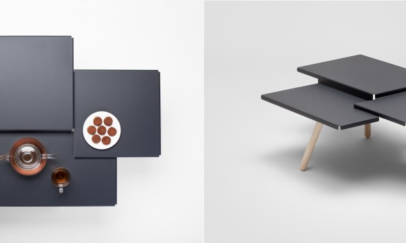 Tablefields salontafel - Frederik Roijé