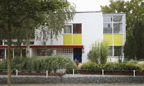 Verbouwing Rietveldvilla door StrandNL