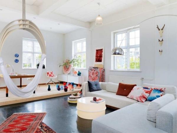 Slaapkamer Zen : Zen interieur slaapkamer yoga circus relaxstoel van ...