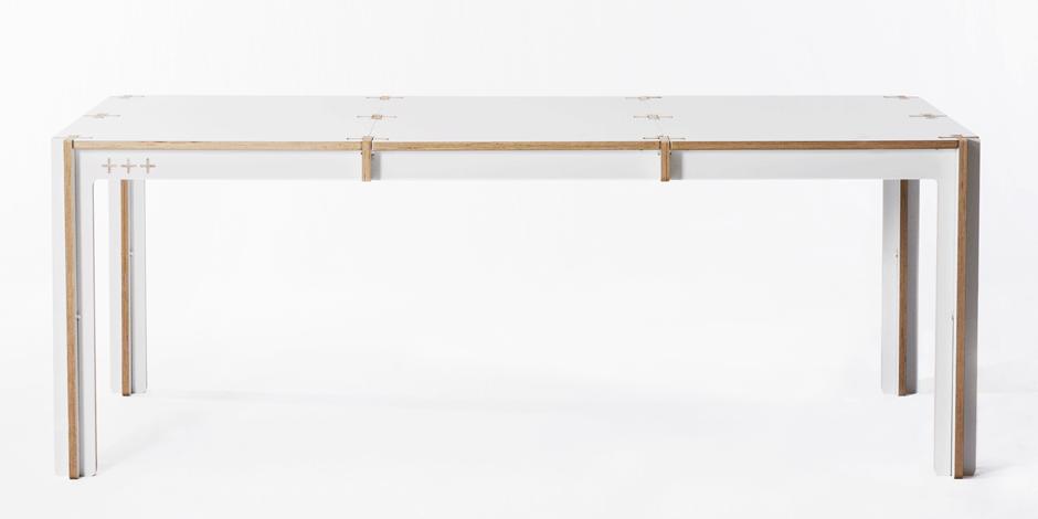 De multiplex +tafel van Fraaiheid   Gimmii magazine