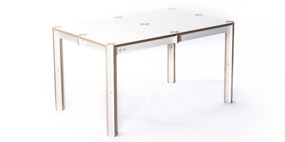 Multiplex tafel van Fraaiheid