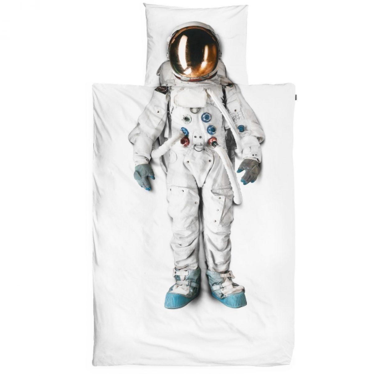 Slapen als een echte astronaut of prinses