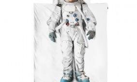 Snurk dekbed astronaut