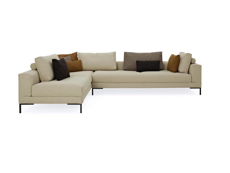 Bank aikon lounge van marike andeweg voor - Witte design lounge ...