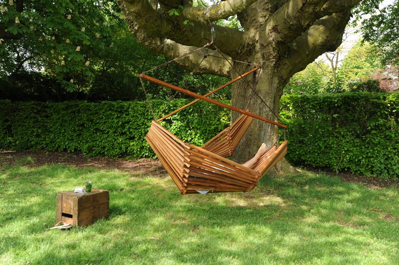 Hangmat Hammock van Studio Tjeerd Veenhoven - heerlijk relaxen-