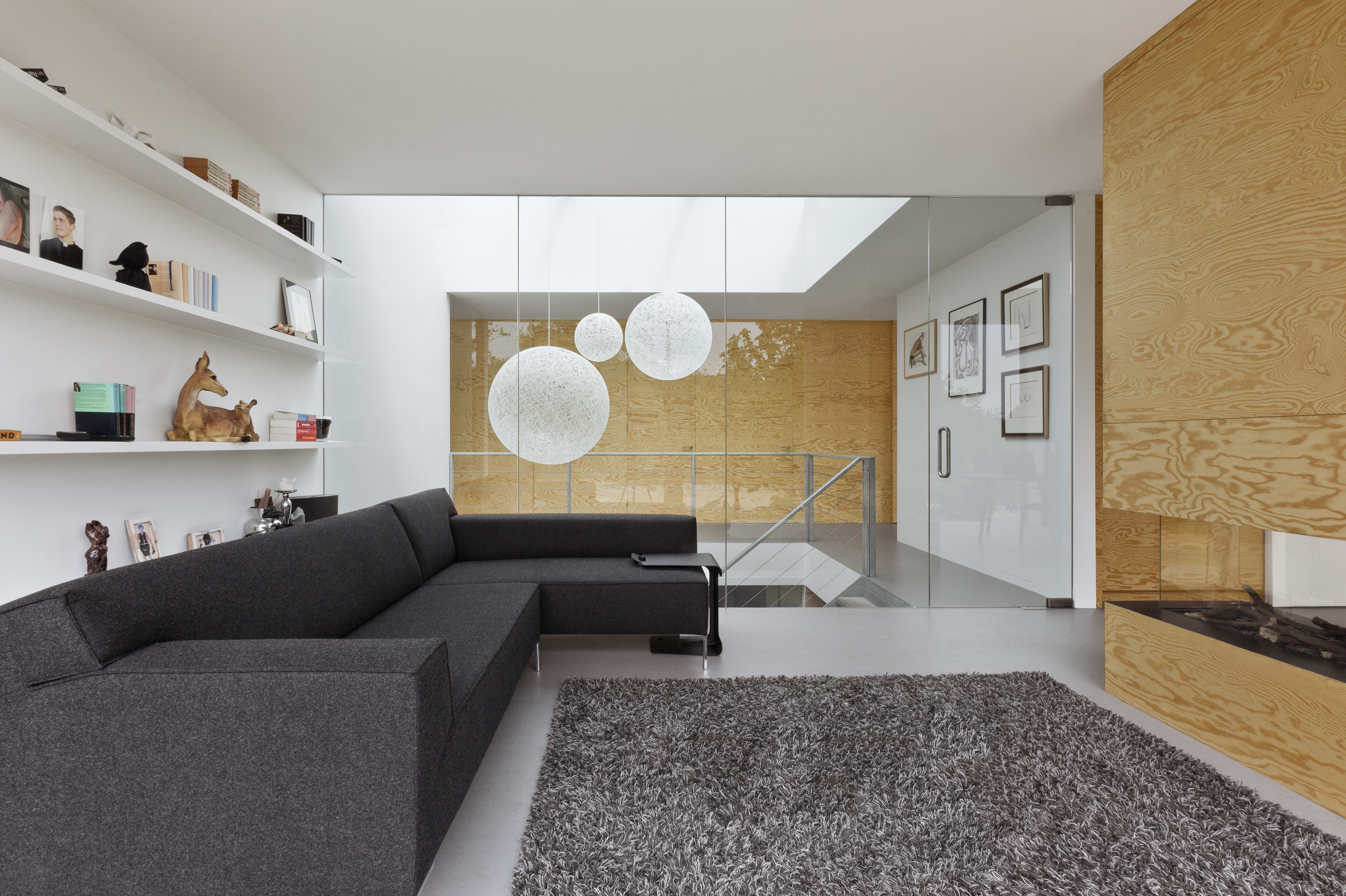 Villa Bloemendaal van i29 interior architects en Paul de Ruiter architects