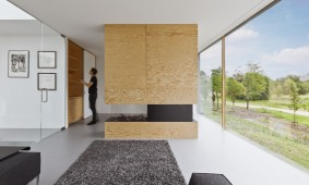 Villa Bloemendaal door i29 interior architects en Paul de Ruiter architects