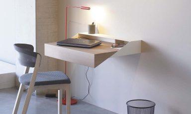 Compacte werkplek