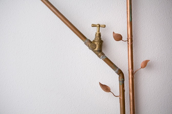 Loodgietersflora van Robbert van Strien