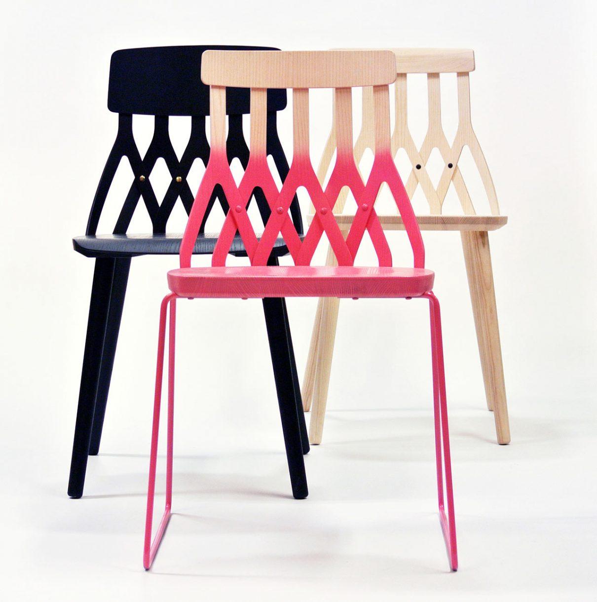 Y5 stoel van Sami Kallio