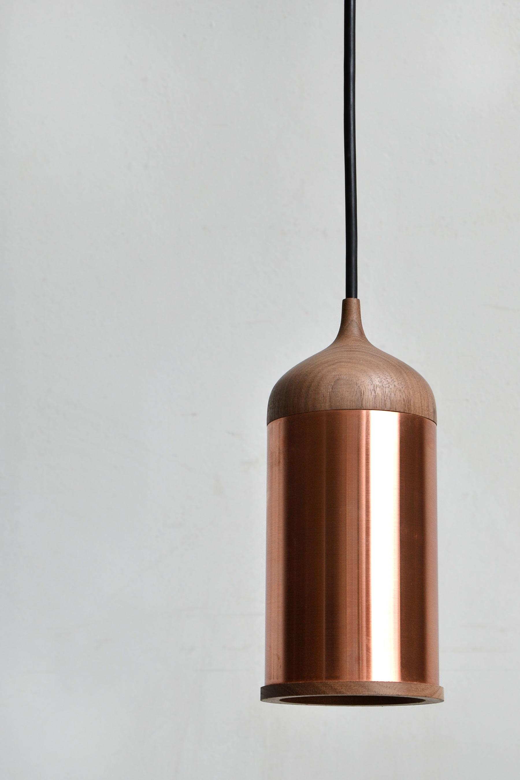 Copperlamp van Steven Banken