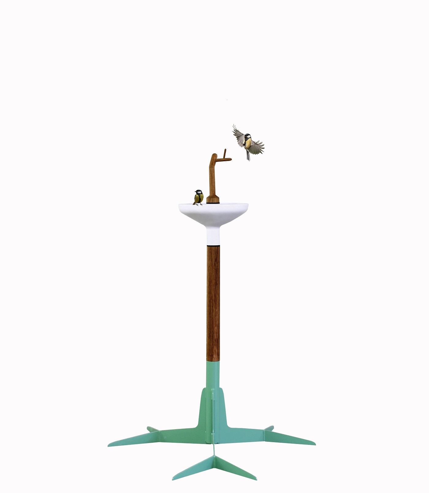 Drinkplankje van Vincent Bos uit de collectie Garden Elements