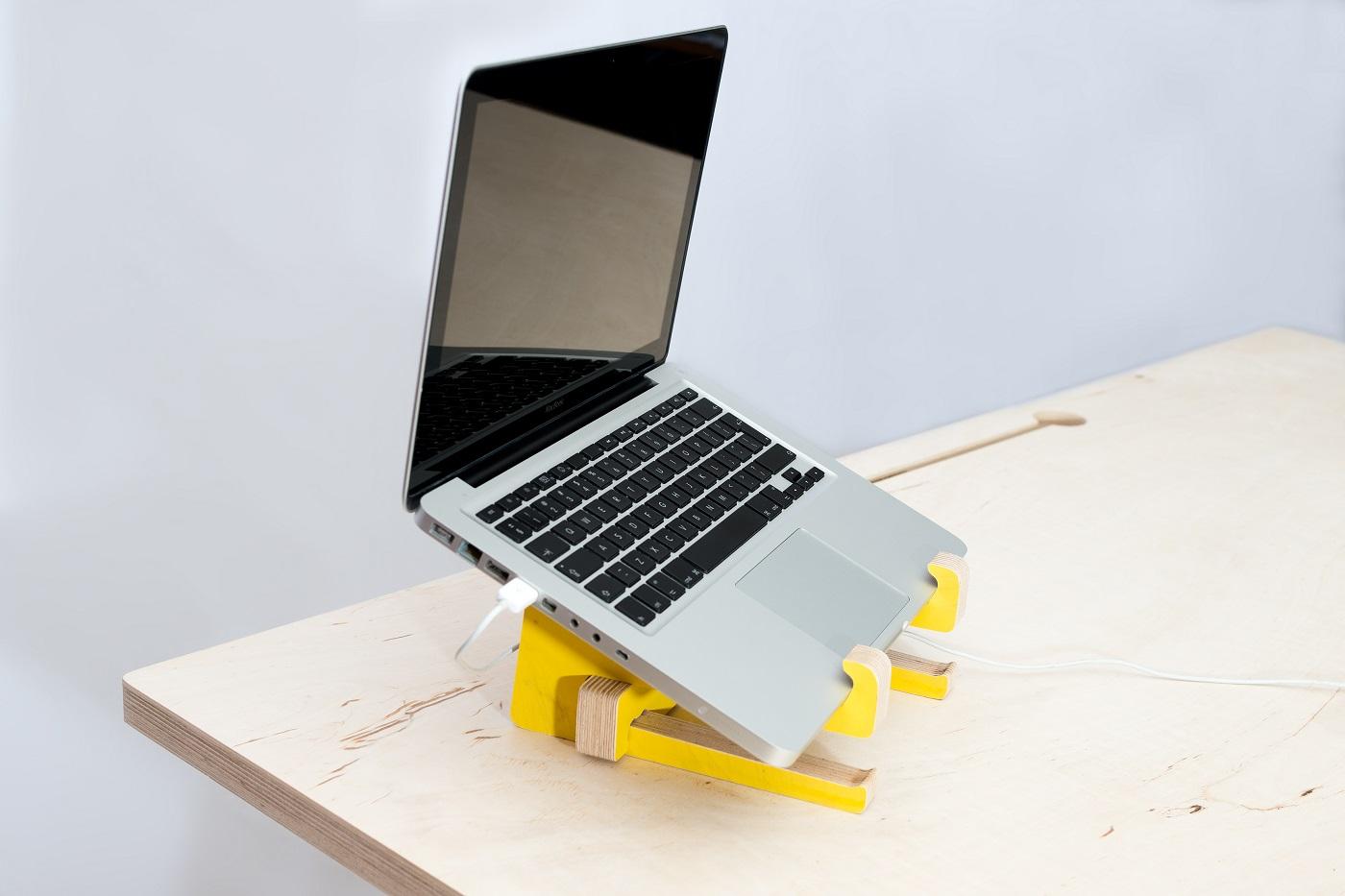 Laptopstand Gravity van Vrijling & Geluk