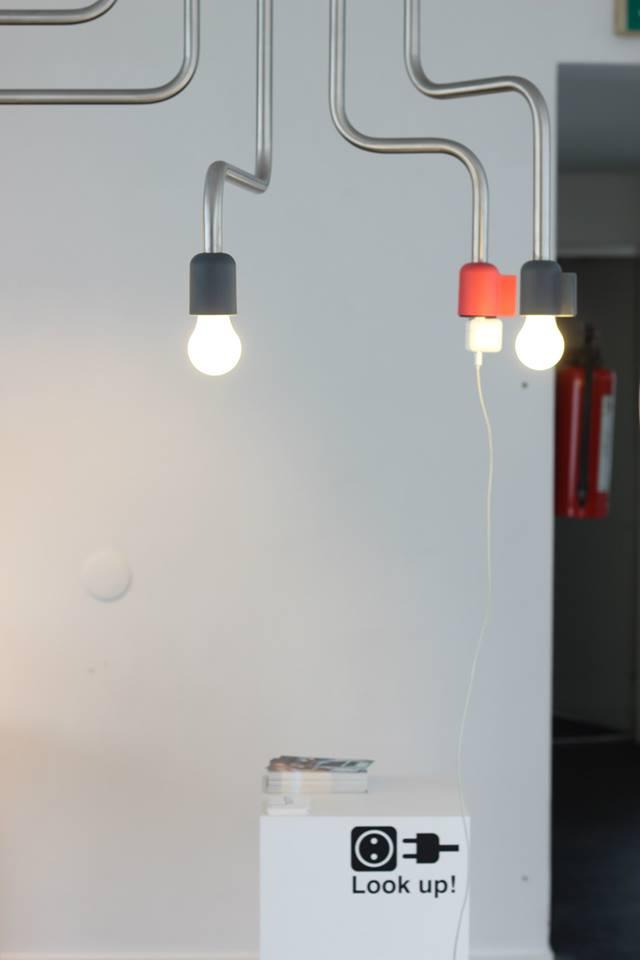 Refinery lamp van Ilias Ernst