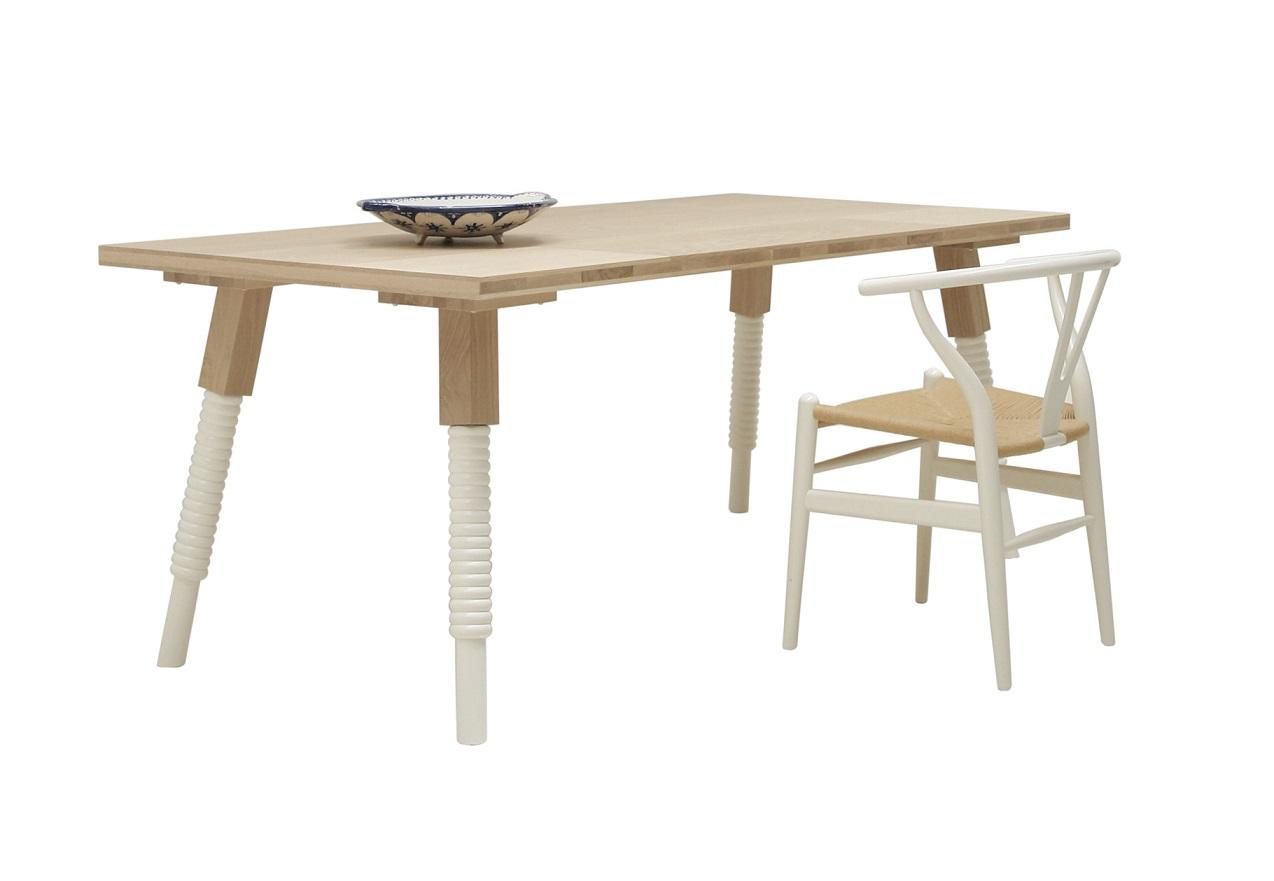 Janny tafel van Pilat en Pilat