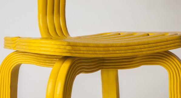 3D print stoel Chubby Chair Dirk van der Kooij