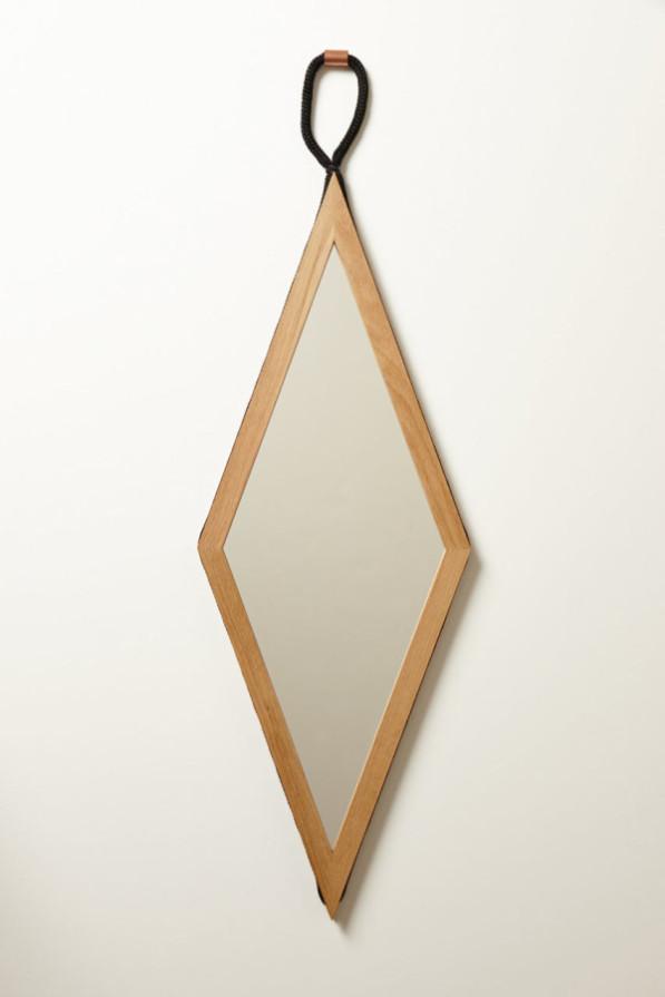 Acute mirror spiegel geometrisch Patrick Kim