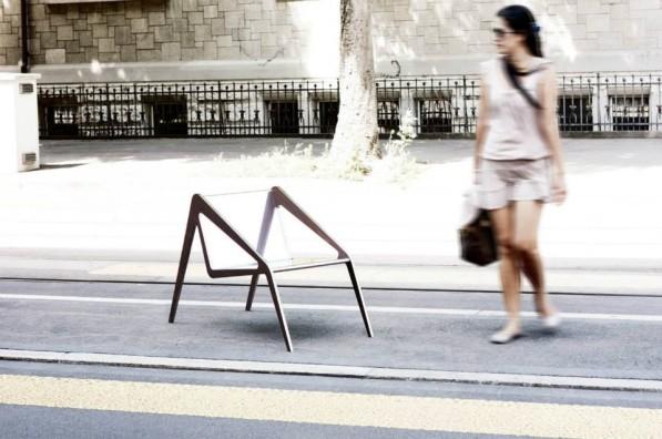 Arachnide stoel spinnenstoel Studioforma