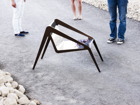 Arachnide stoel spider chair Studioforma