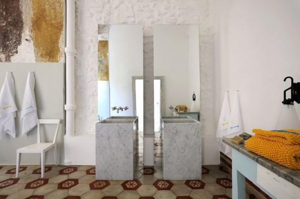 Badkamer Capri hotel Gimmii Magazine