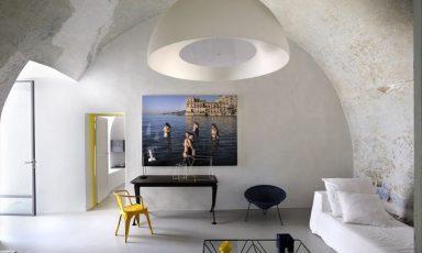 Kloostercharme meets eigentijds interieur