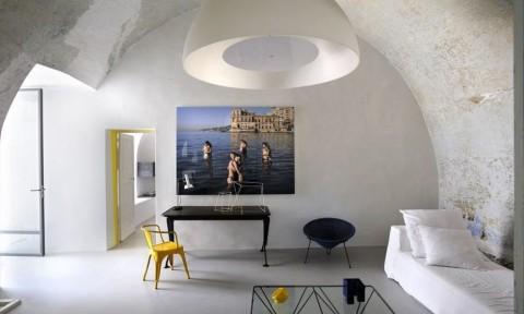 Capri suite hotel ZetaSTUDIO architects