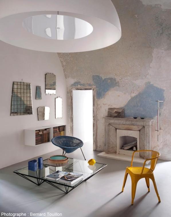 Capri suite hotel klooster met eigentijds interieur i gimmii - Deco interieur eigentijds ...