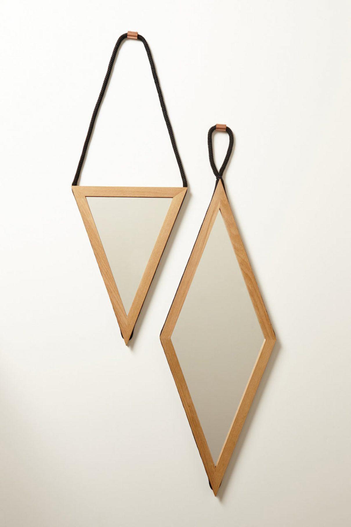 Geometrische spiegels
