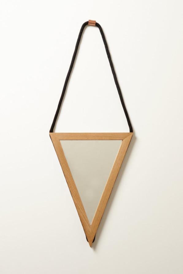 Geometrische spiegels acute mirrors Patrick Kim Gimmii
