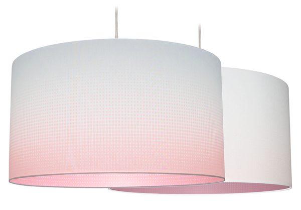 Hanglamp Mist roze recht- Marc Th. van der Voorn