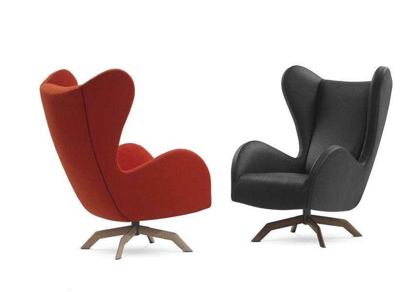 de vriendelijke oorfauteuil felix van montis i gimmii magazine. Black Bedroom Furniture Sets. Home Design Ideas