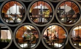 Pubarchitectuur Prahan hotelbar Melbourne