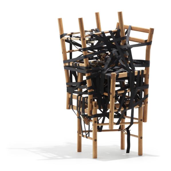 Relatives stoelen van Rasmus B. Fex