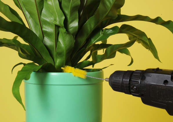 Schoonmaaktool voor elektrische boor Mieke Billekens