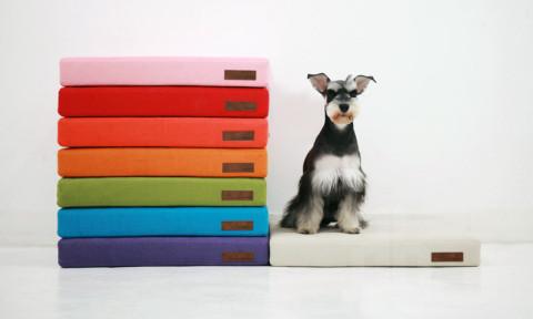 Stylische hondenbedden van Mpup