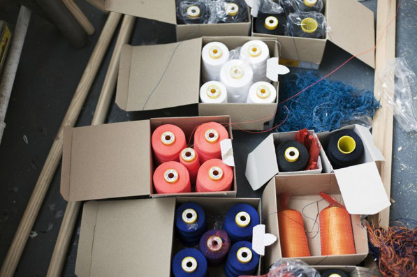Threads voor Thread wrapping van Anton Alvarez