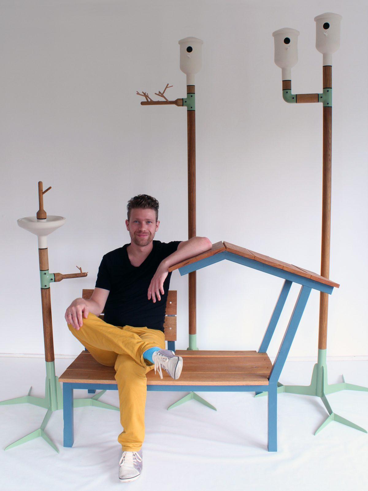 Vincent Bos -Garden Elements